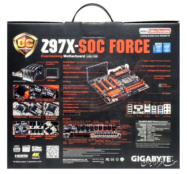 gigabyte z97x soc force 2