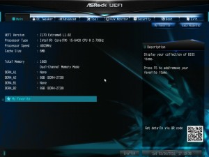 ASRock z170 extreme 6 Overclocking Guide (1)