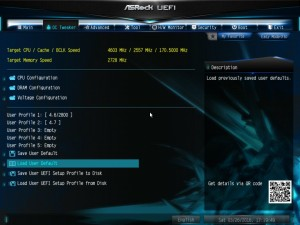 ASRock z170 extreme 6 Overclocking Guide (2)