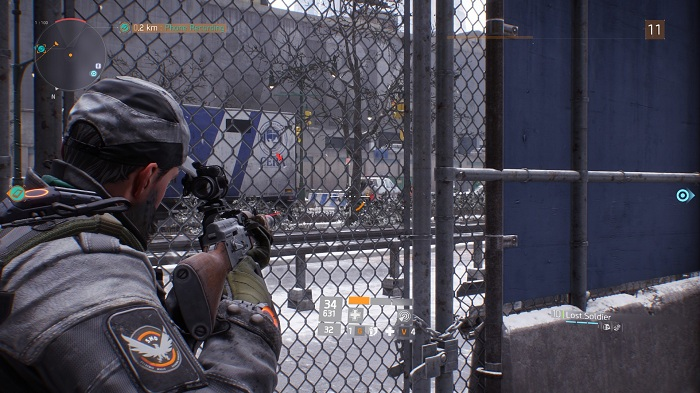 TheDivision DZ