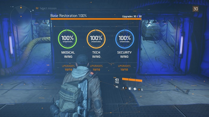 TheDivision Wing