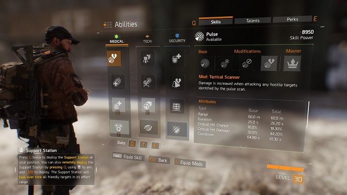 TheDivision talent
