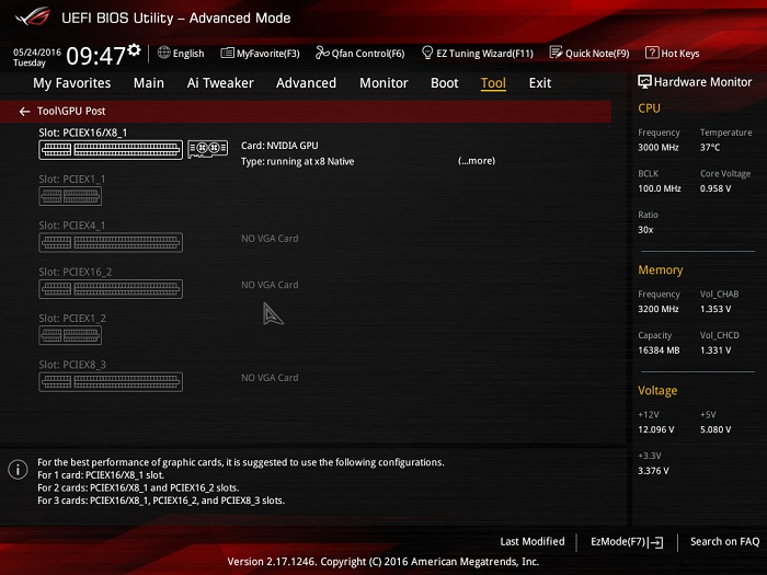 asus rog strix x99 gaming bios 12