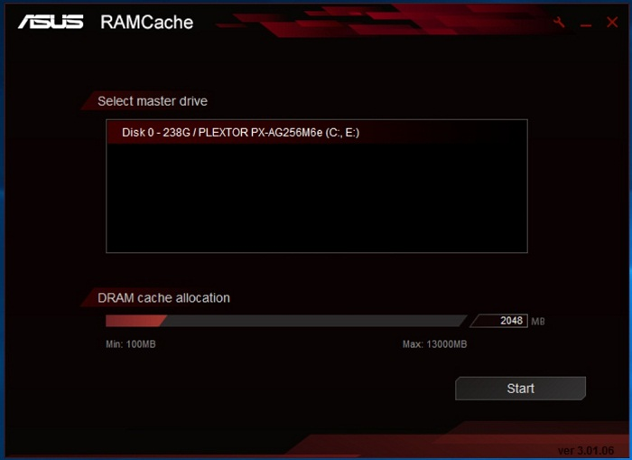 asus rog strix x99 gaming bios ramcache