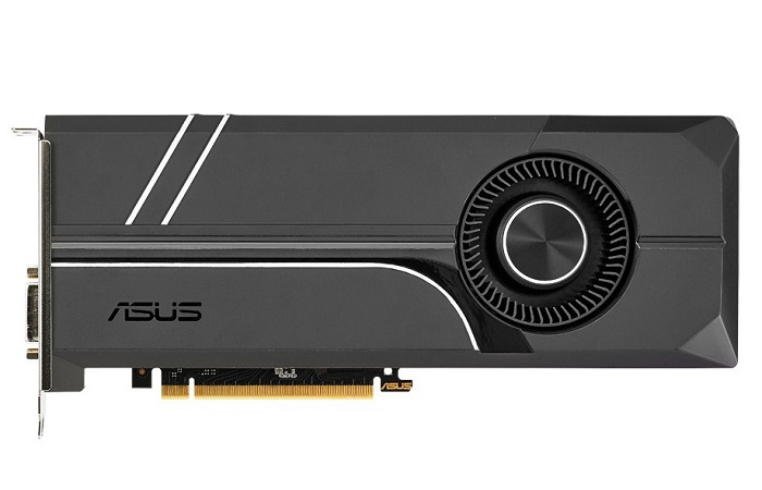 GTX 1080 Turbo design