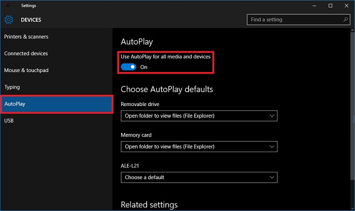 Customize Autoplay Menu (2)