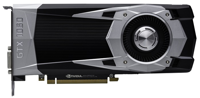 NVIDIA-GeForce-GTX-1060-Official Front picture