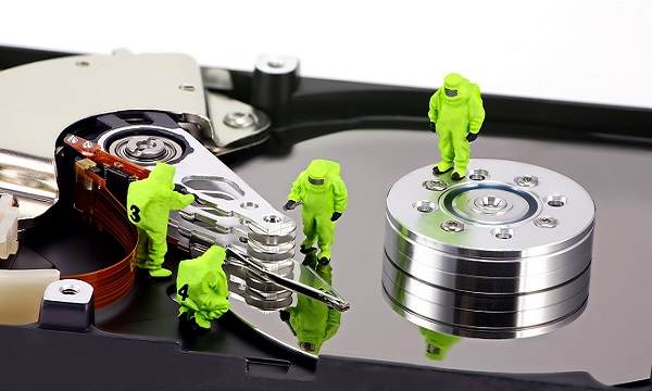 hard drive defragmentation