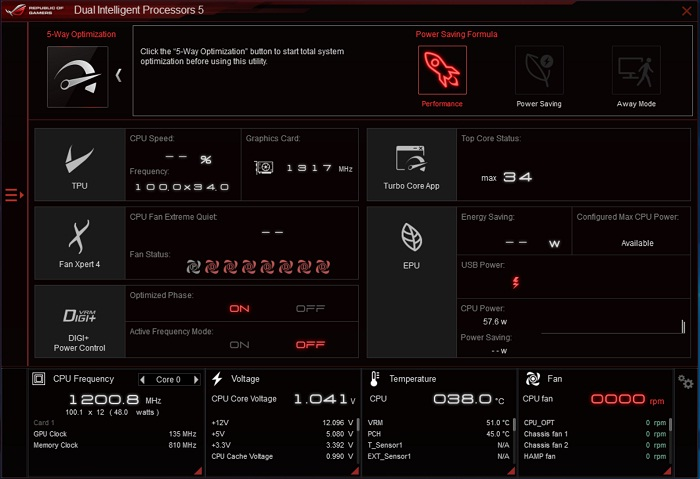 ASUS ROG Rampage V Edition 10 ai suit 1