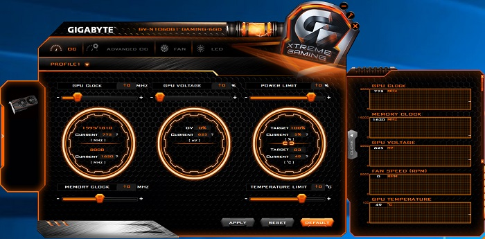 gigabyte geforce gtx 1060 g1 gaming xtreme engine 1