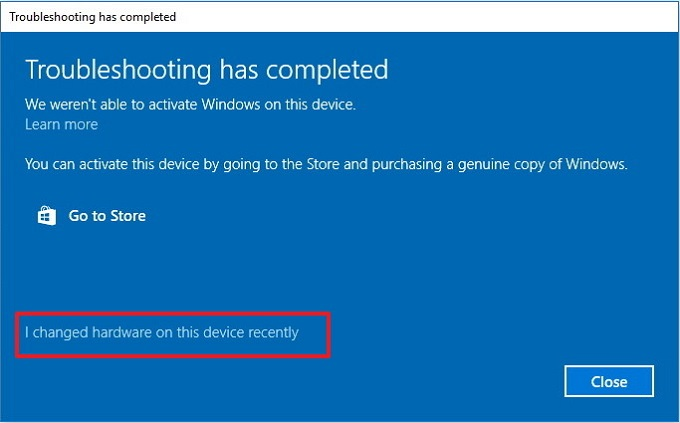 windows-10 changed-hardware-recently-