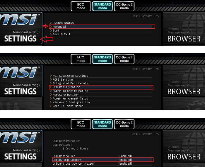 msi-usb-configuration