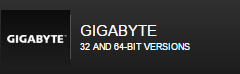 GIGABYTE VERSIONS