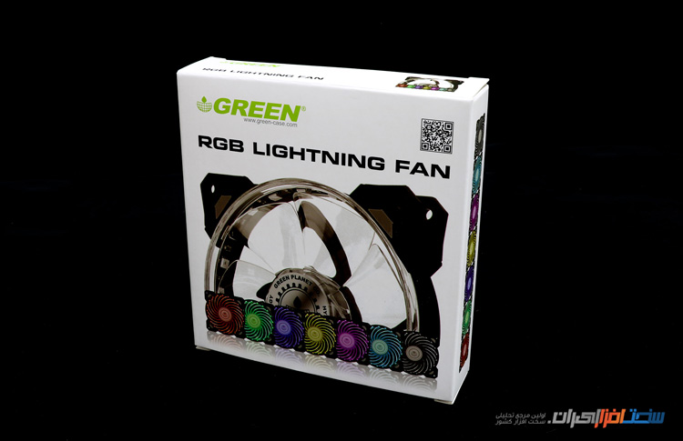 GREEN RGB LIGHTING KIT 6