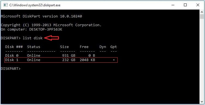 converting-gpt-to-mbr-using-diskpart