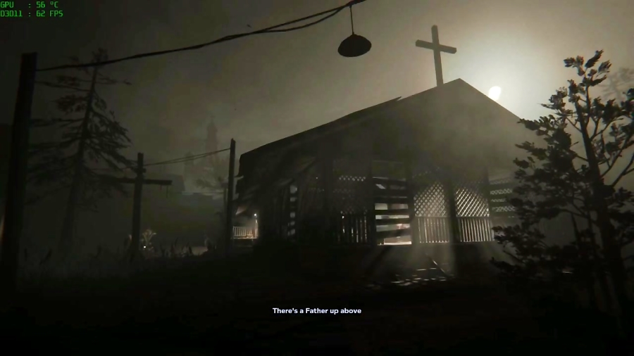 Outlast 2 Game Play