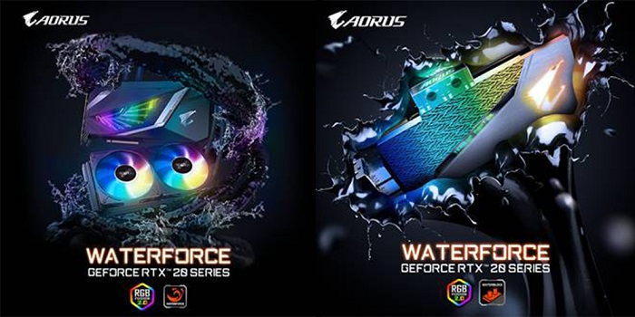 AORUS WATERFORCE
