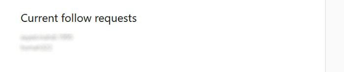 چگونه فهرستی از درخواستهای فالوی ارسال شده در اینستاگرام را مشاهده کنیم؟