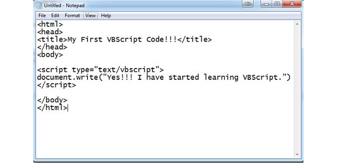 پایان پشتیبانی رسمی از زبان VBScript از جانب کمپانی مایکروسافت، اما چرا؟