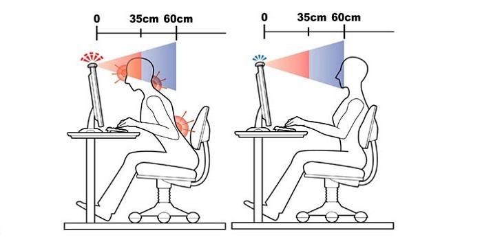 آشنایی با برخی از عوامل تأثیرگذار در خستگی چشم هنگام کار با کامپیوتر