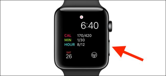 آموزش نحوه راهاندازی مجدد (ریستارت) ساعت هوشمند اپل