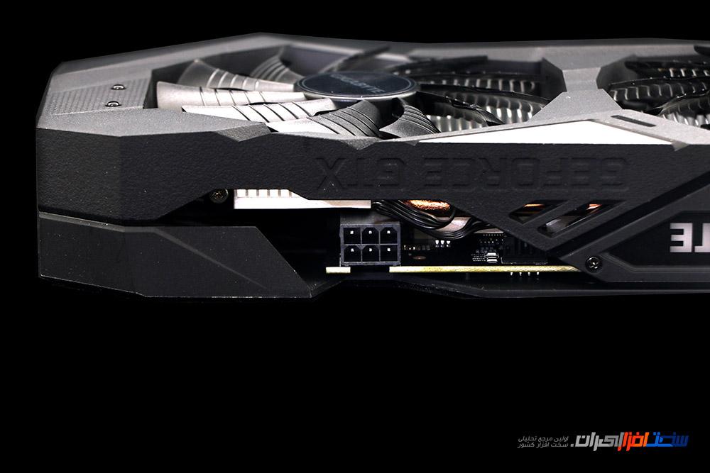 بررسی کارت گرافیک GIGABYTE Geforce GTX 1650 GAMING OC