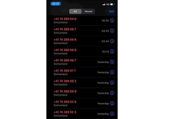 آشنایی با کلاهبرداری تلفنی بینالمللی Wangiri و نحوه تشخیص آن