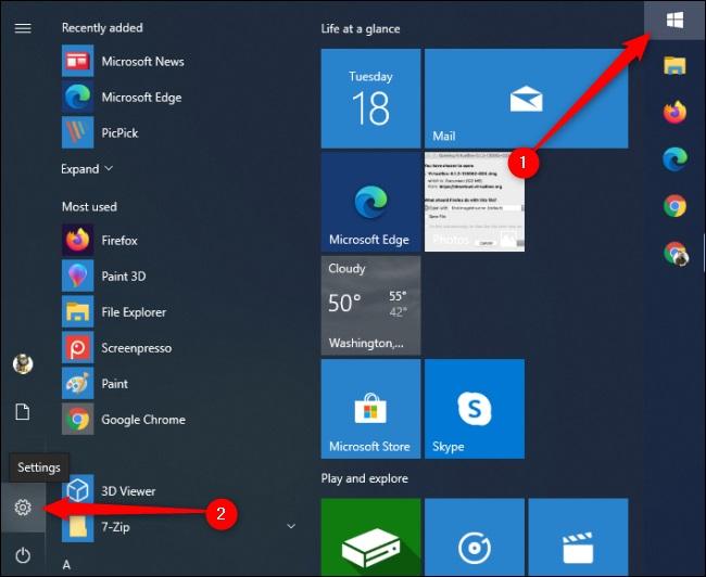 آموزش ریست نمودن پین (PIN) حساب کاربری مایکروسافت برای ورود به محیط ویندوز 10