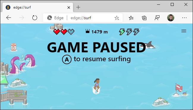 چگونه بازی مخفی مرورگر مایکروسافت اج (Edge) را به اجرا درآوریم؟