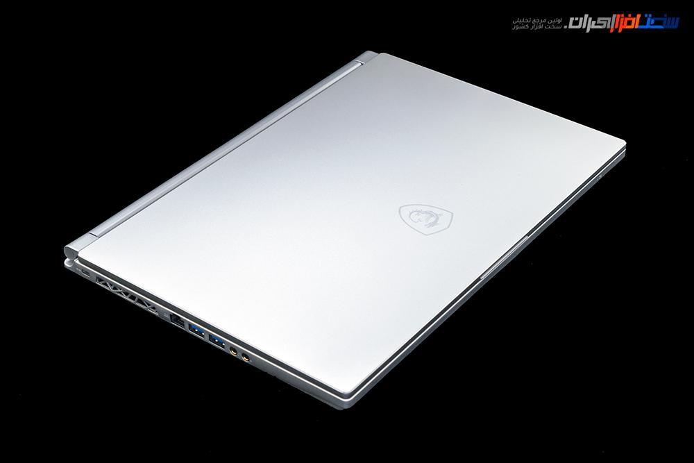 بررسی لپتاپ MSI P65 Creator 8RE