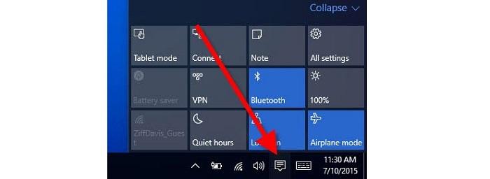 آموزش غیرفعالسازی پخش کلیپ صوتی در هنگام نمایش پیغامهای نوتیفیکیشن در ویندوز 10