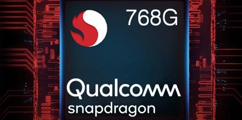 چیپست Snapdragon 768G