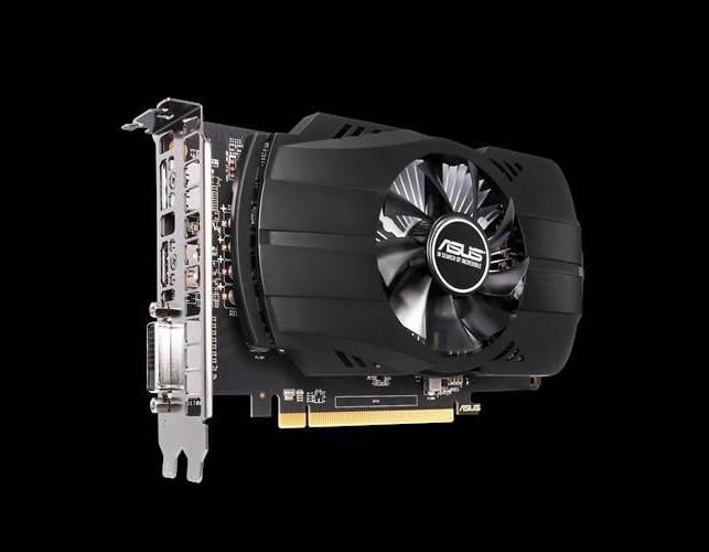 Phoenix Radeon 550