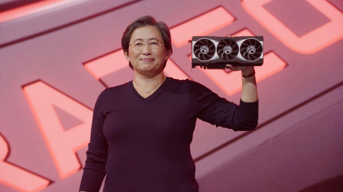 مشخصات فنی کارتهای گرافیک Radeon RX 6000 ایامدی فاش شد