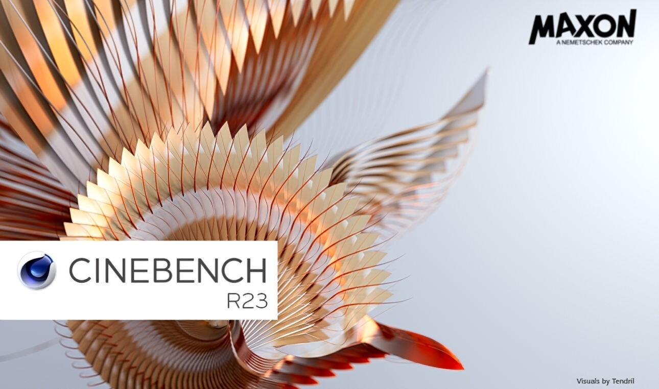 نسخه R23 نرمافزار بنچمارک Cinebench منتشر شد