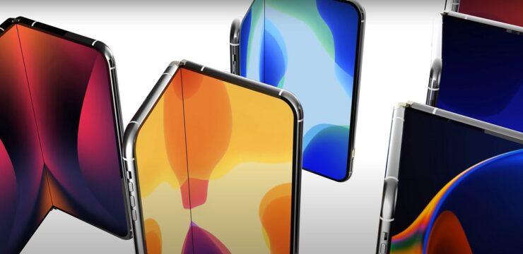 دو گوشی موبایل تاشو موفق به پاس نمودن تستهای دوام و ماندگاری کمپانی اپل شدند