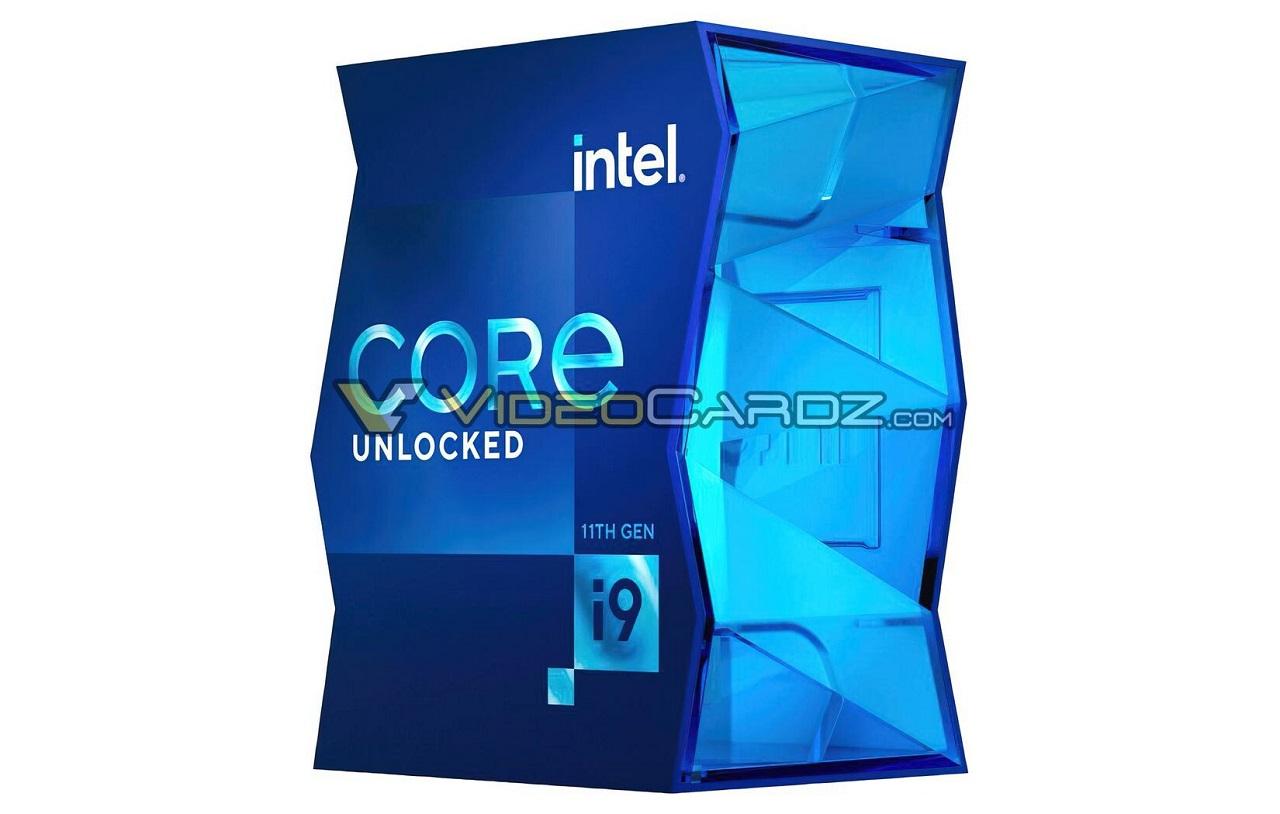تصاویری از بستهبندی جذاب پردازنده Core i9-11900K را مشاهده کنید