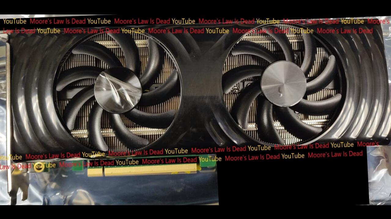 تصاویر نسخه مهندسی کارت گرافیک مجزای Xe-HPG DG2 کمپانی اینتل را مشاهده کنید