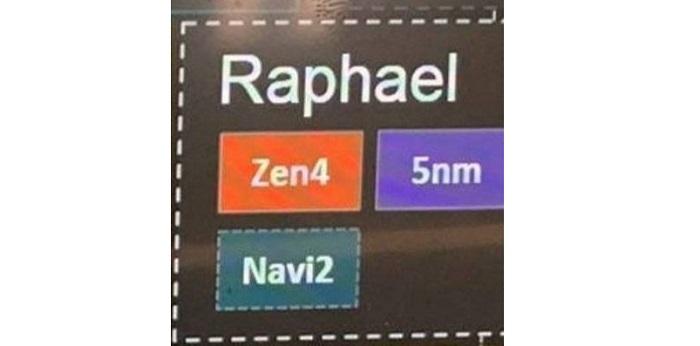 احتمال رونمایی از پردازندههای سری Raphel ایامدی در اوایل سال 2022 میلادی