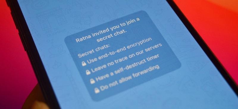 نکاتی در خصوص حذف دو طرفه پیامهای ارسالی در شبکه اجتماعی تلگرام