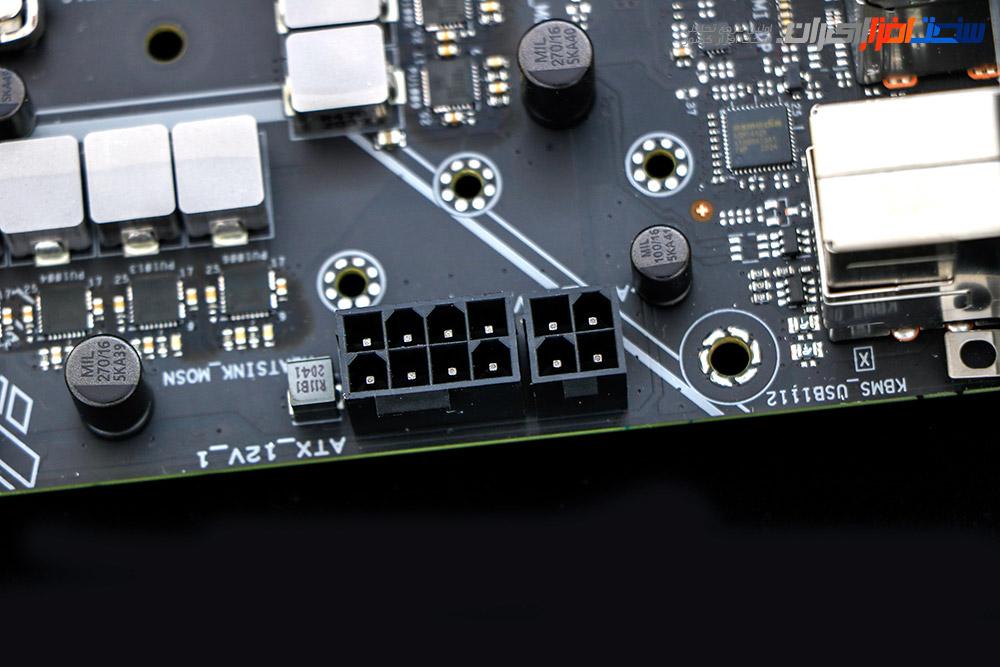 بررسی مادربرد ASUS TUF GAMING Z590 PLUS Wi-Fi