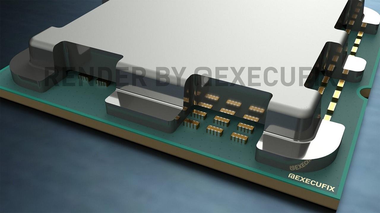 دلیل طراحی منحصر به فرد IHS پردازندههای Raphael کمپانی ایامدی مشخص شد