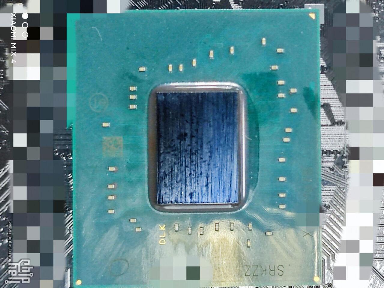 تصاویر جدیدی از چیپست Z690 در سطح اینترنت منتشر شدند