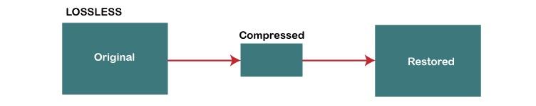 آشنایی مختصر با تفاوتهای موجود بین الگوریتمهای فشردهسازی Lossy و Lossless
